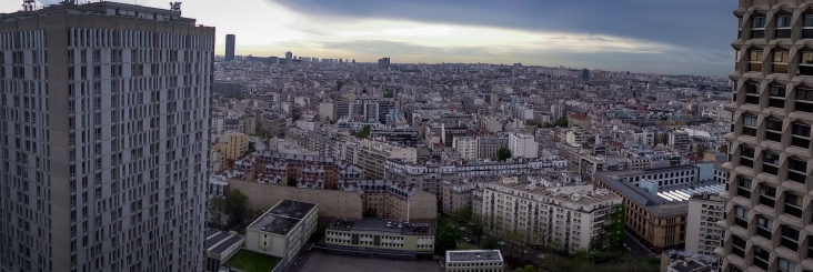 Looking over Paris 02