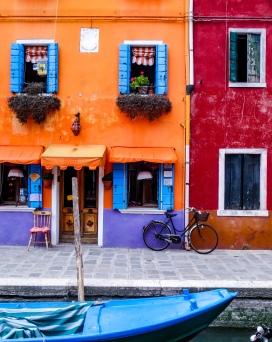 Murano Island Streetscape