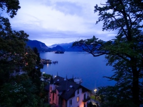 View from Stresa