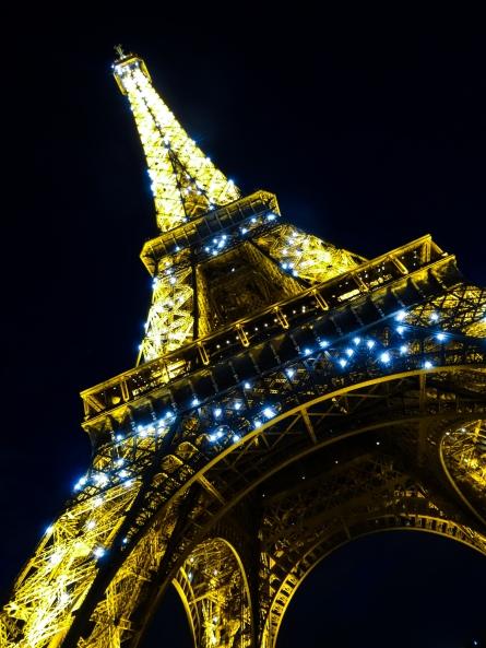 Sparkly Eiffel