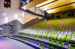 The main theatre space