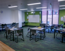 General learning spaces