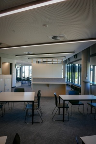 Long open learning areas