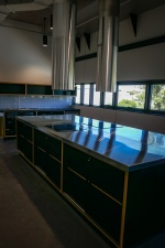 Beautifully detailed food technology rooms